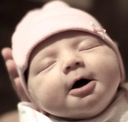 Newborn Lucy Hope