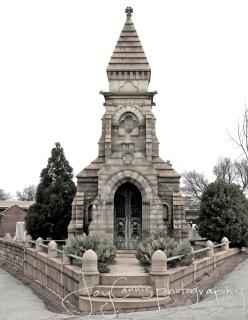 Elaborate Mausoleum