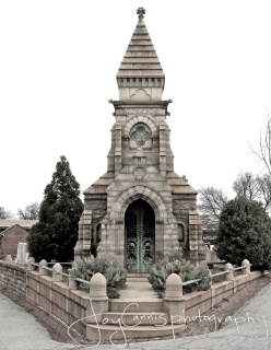 Elaborate Mausoleum