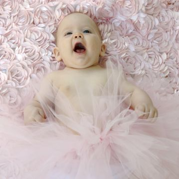 Roses and tutus