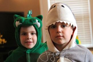 Shark vs. Dinosaur