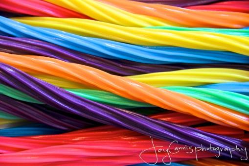 Rainbow of Licorice